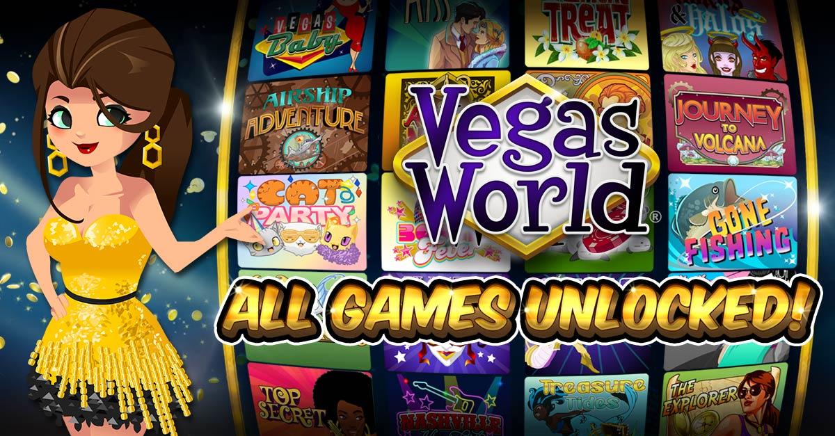 Casino World Game